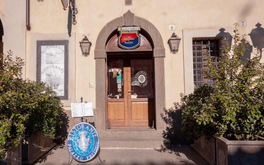 Ristorante Palazzo Pretorio