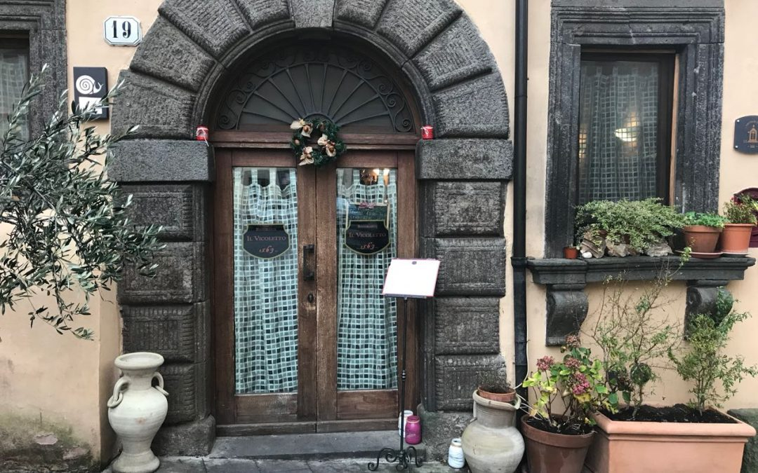 Ristorante il Vicoletto 1563